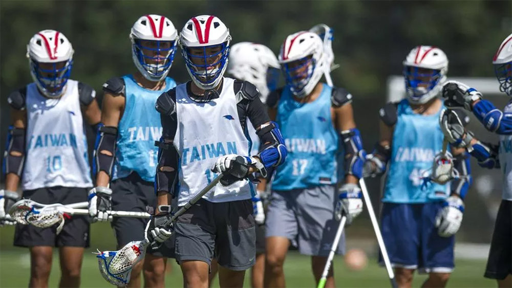 Taiwanese teens take up Canada's original national sport – lacrosse - 2016/07/08 Vancouver Sun