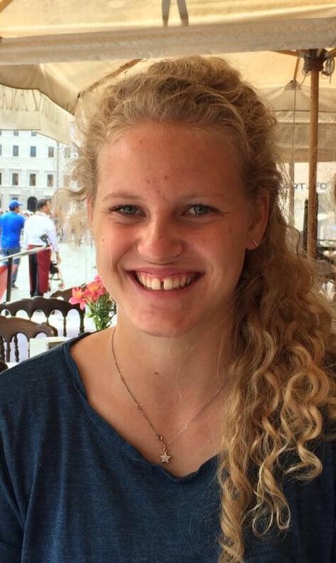 Vanessa Schauli  Gruppenleiterin  Gruppe: Crazy Girls Ausbildung: Gruppenleiterkurs