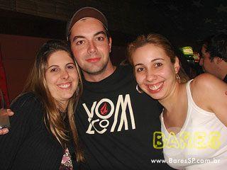20070728 Banda Traço de União, Aldo Bueno e Dayse do Banjo no Traço de União.jpg