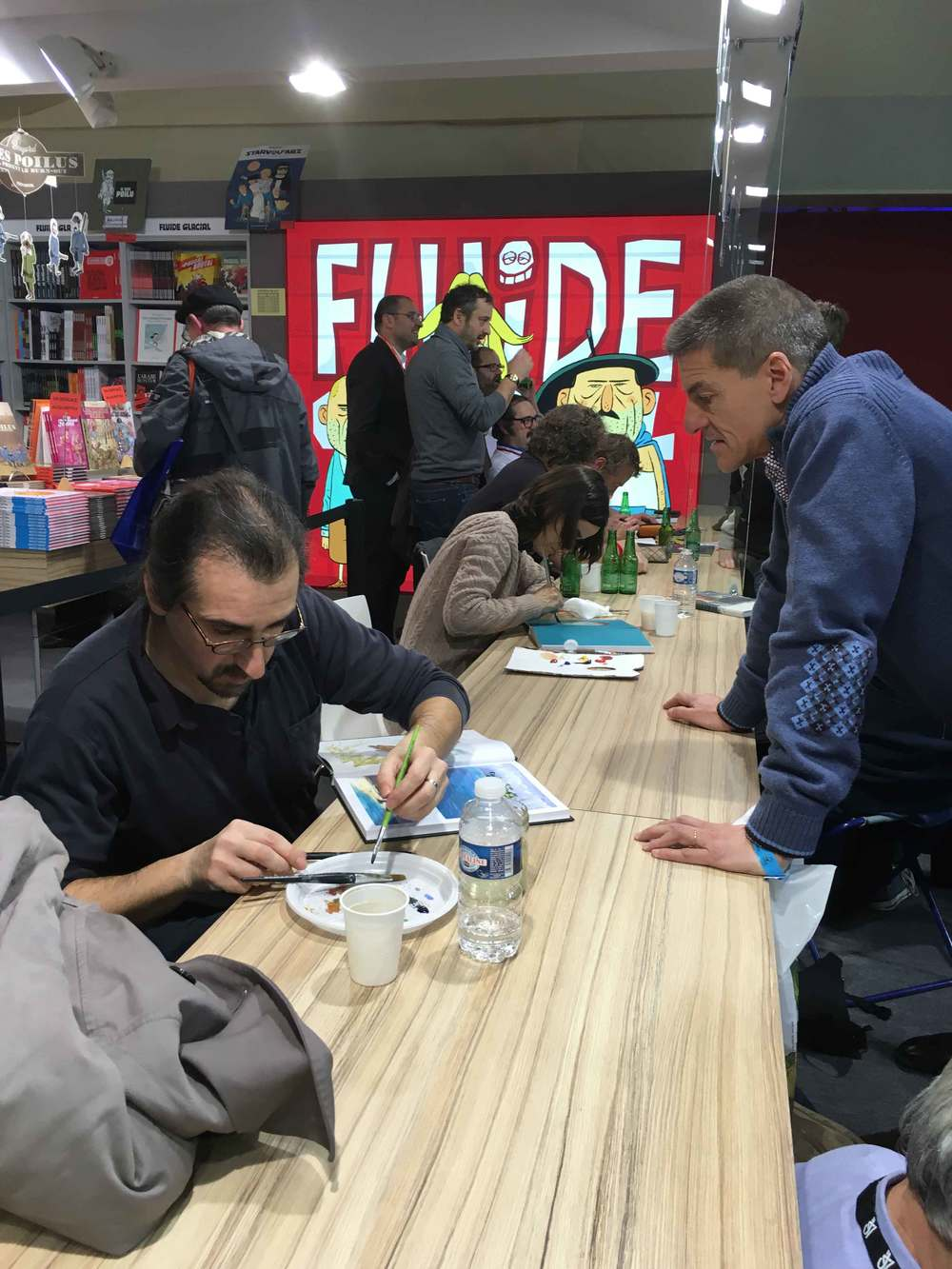 design-stand-festival-bd-angouleme-casterman-agence-narrative
