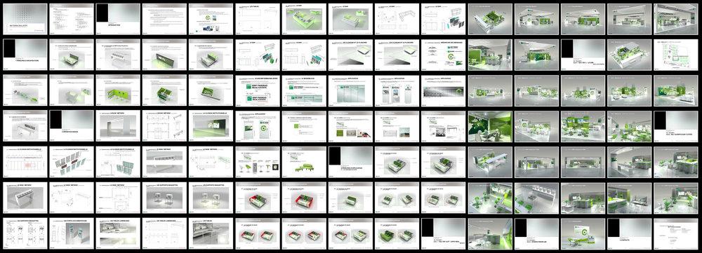 la charte design pour la conception et la réalisation des stands BNPPRE