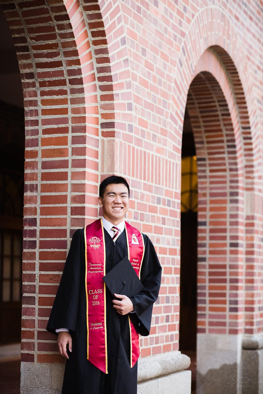 Ryan – USC Graduation Portraits — Stanley Wu Photography