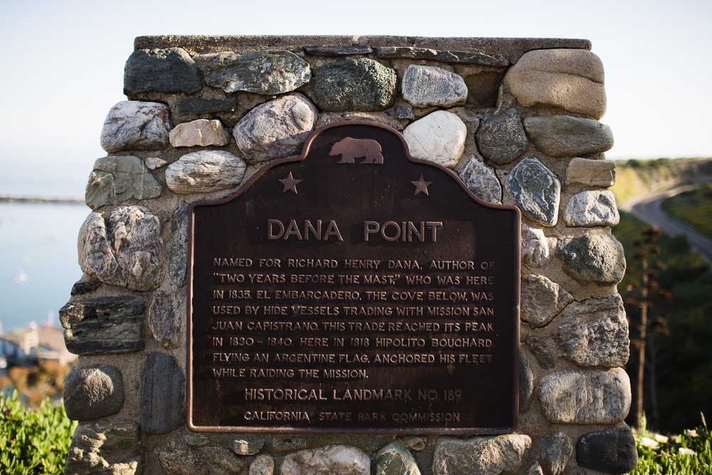 Dana point landmark. Epic cliffside proposal in Dana Point | Stanley Wu Photography Portrait & Wedding Photographer | Los Angeles, Orange County, Southern California