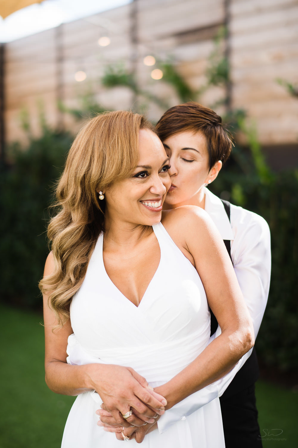 LGBTQ York Manor Highland Park Wedding. Los Angeles and Orange County Engagement and Wedding Photographer.