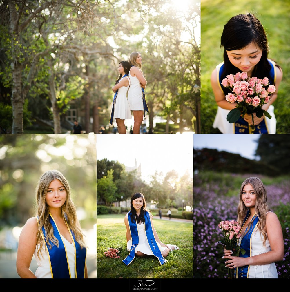 Ucla Graduation Flowers
