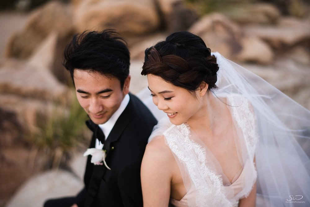 | Joshua Tree Desert Wedding, Engagement, Elopement, Adventure Inspiration