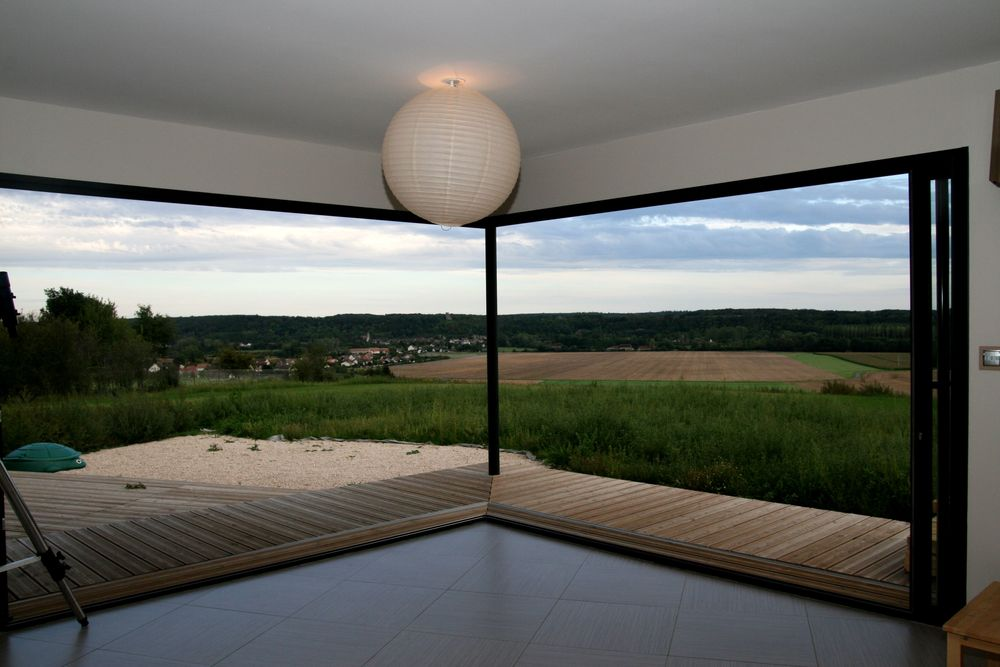Neomenuiserie : Maison A - Loir et Cher - 41 - Freteval