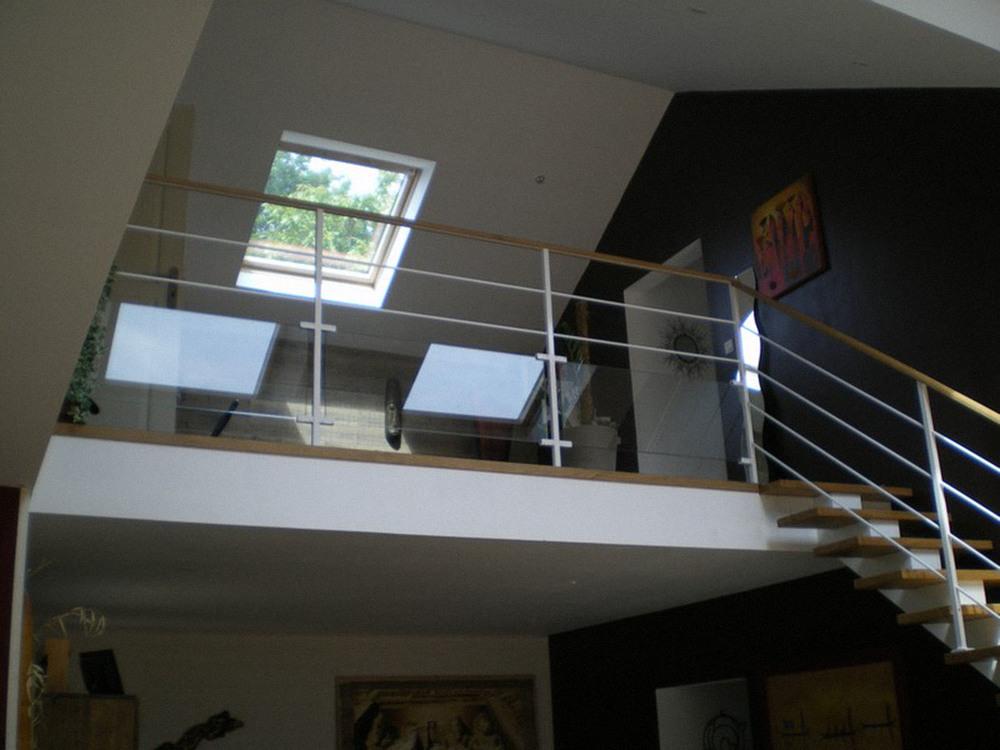 Neomenuiserie : Maison P - Loir et Cher - 41 - St Anne