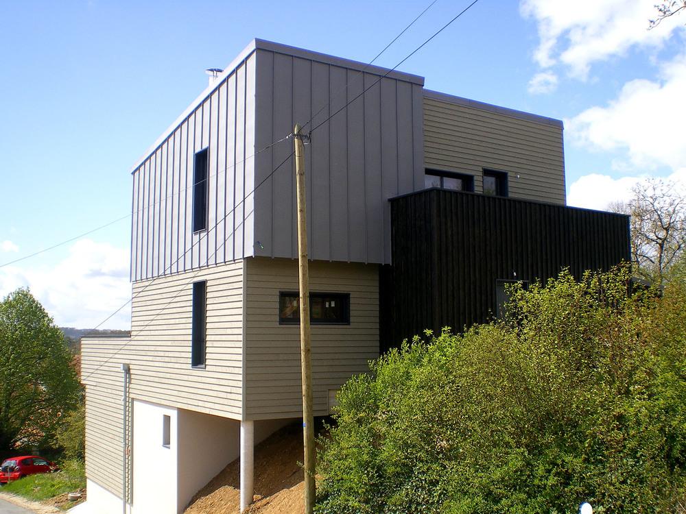 Neomenuiserie : Maison L - Loir et Cher - 41 - Villiers sur Loir