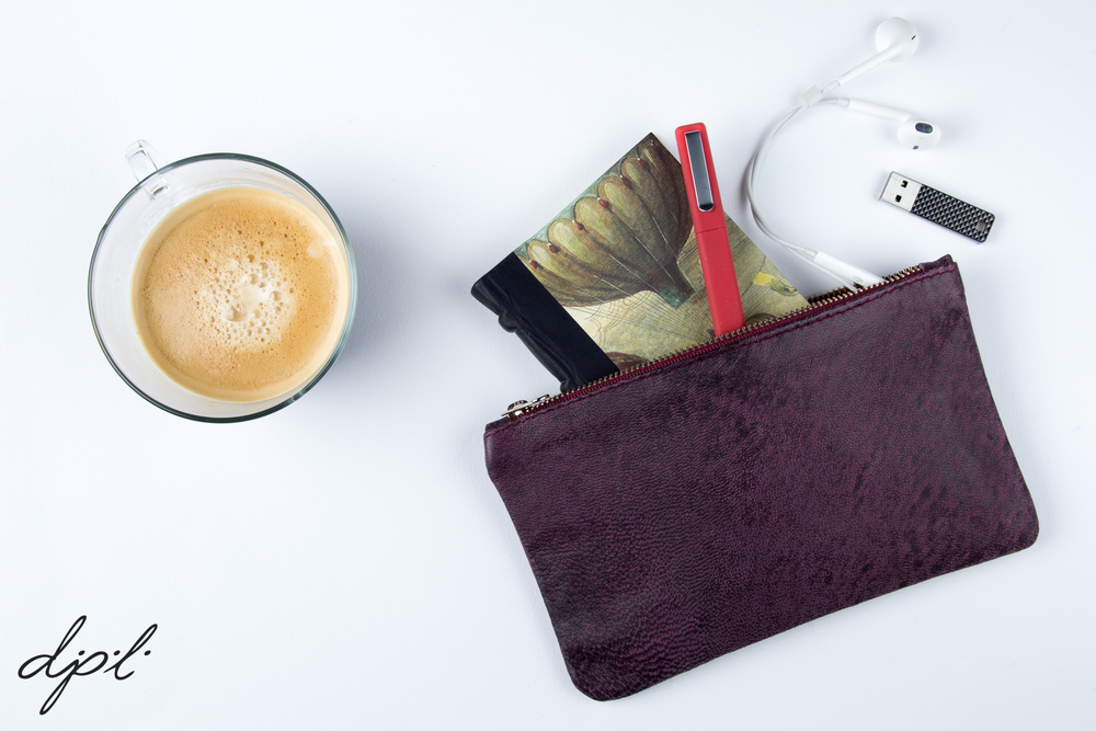 "All you need for a perfect journalling session. Our A8 journal fits perfectly in the ""Carry-All Zip"" do your writing when relaxing with a cuppa or while on the go."