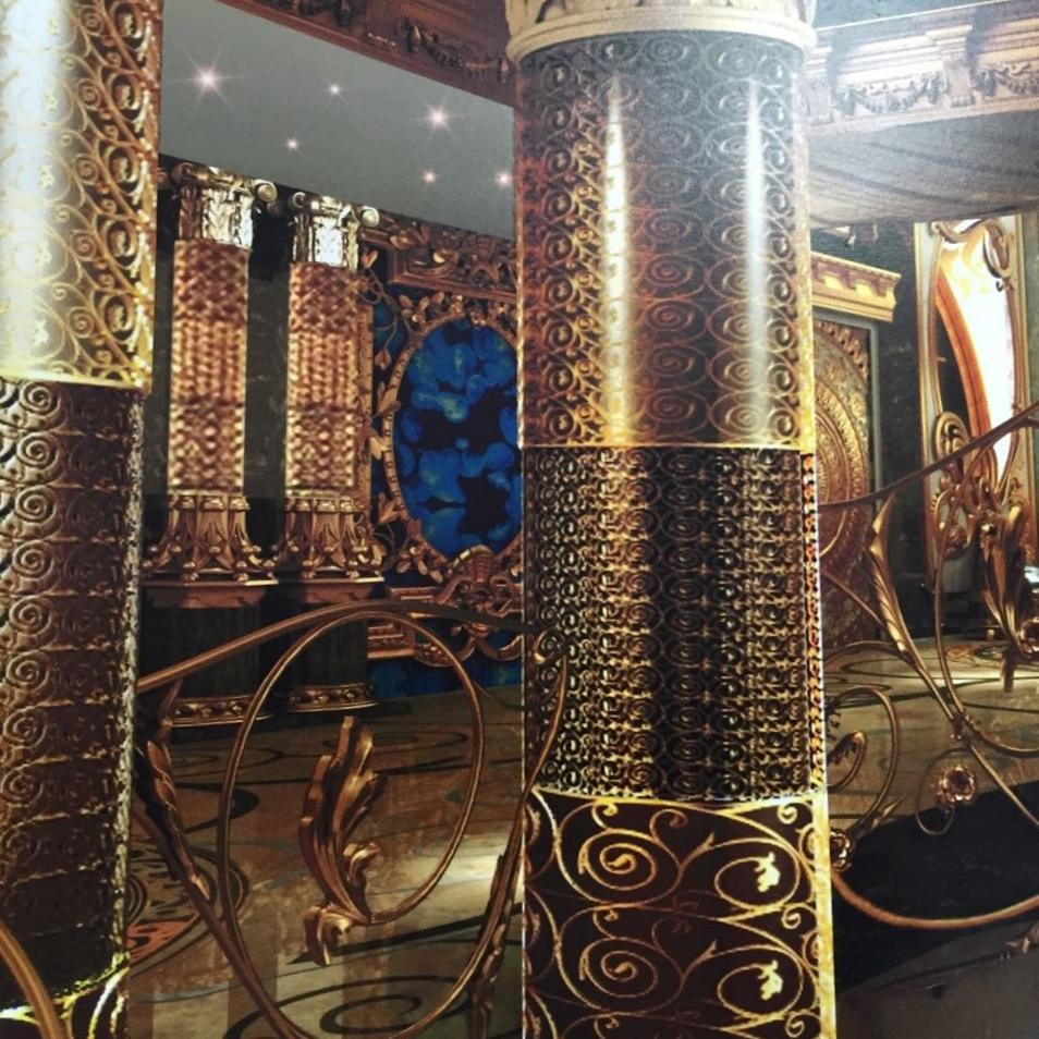 水母水族箱 - 杜拜私人別墅