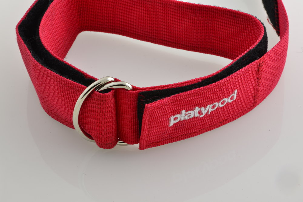 the tension strap - If you have the right tools, Platypods can be secured to almost any freestanding object. This 36-inch-long, 1.5-inch-wide, rugged strap rises to the challenge. Tested to 100 pounds.