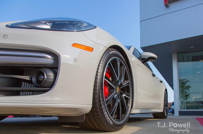 Image: Porsche at Beachwood Porsche; TJ Powell Photography,2018