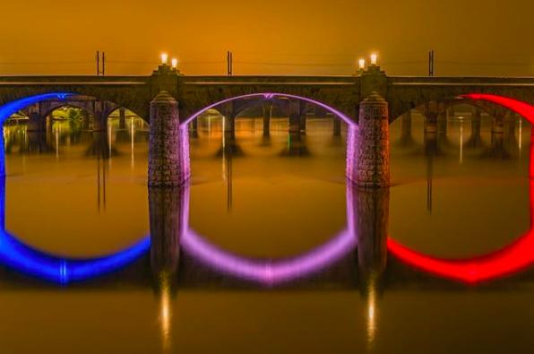 Susquehanna River. Image by Erik Larson.