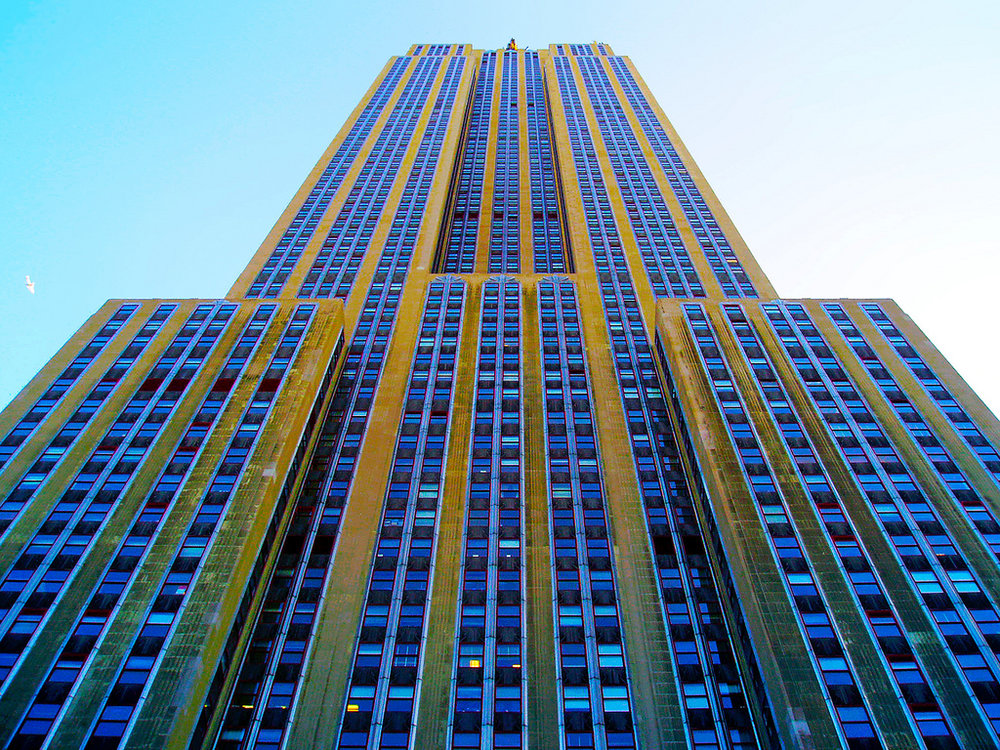 "Pictured: Empire State Building. Photo Credit:  ""Empirical View""  by  PhotosByDavid . Used under  CC BY-ND 2.0 ."
