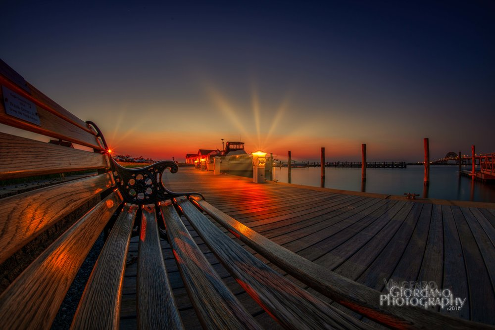 Robert Moses Boat Basin. Credit: Giordano Photography