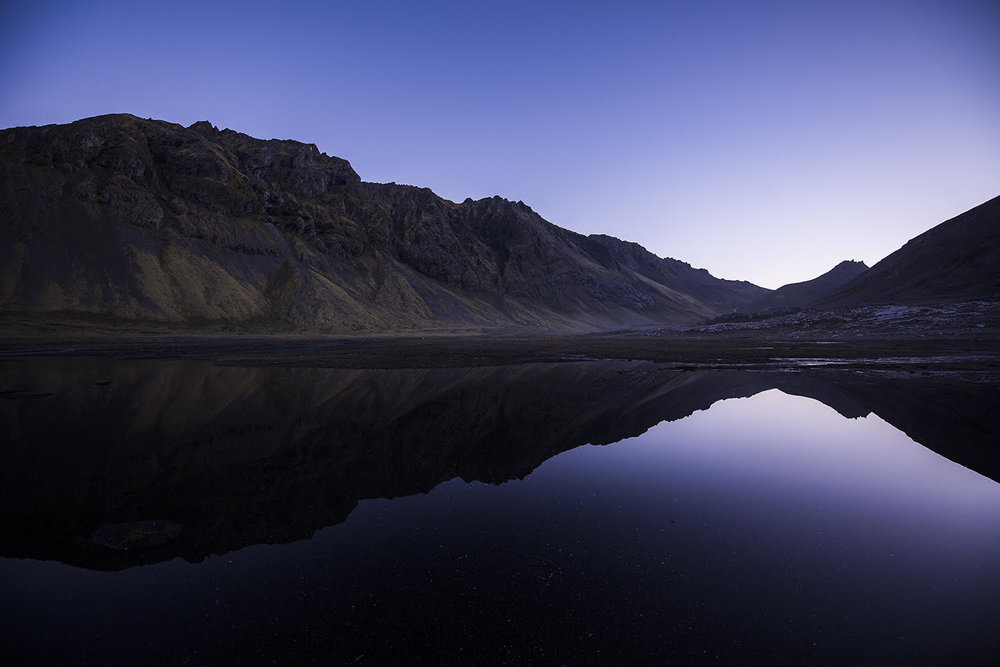 Southeast Iceland -- Travel Photography with Platypod Ultra