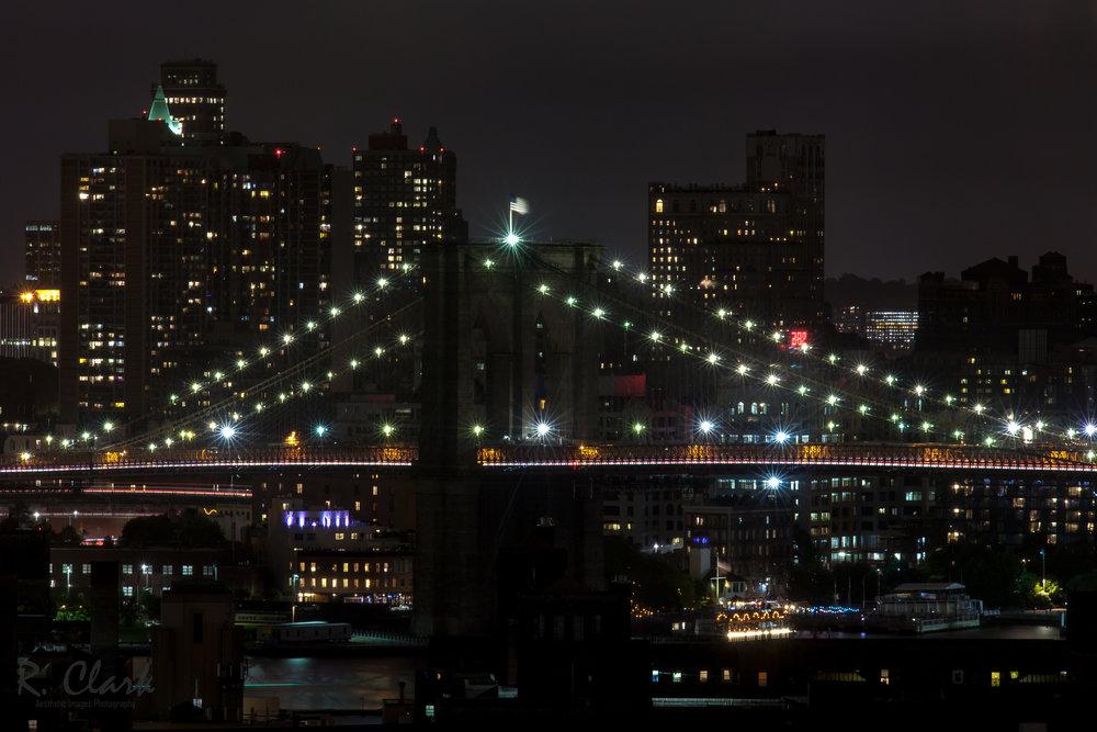 Rob Clark Brooklyn Bridge NYC