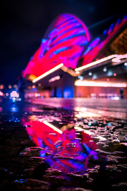 Sydney Opera House. Image taken by Jan Breckwoldt with Platypod