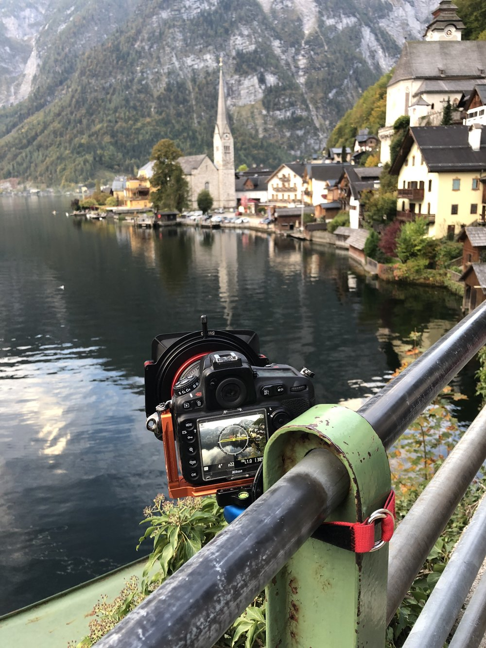 Norway Travel Photo behind the scenes