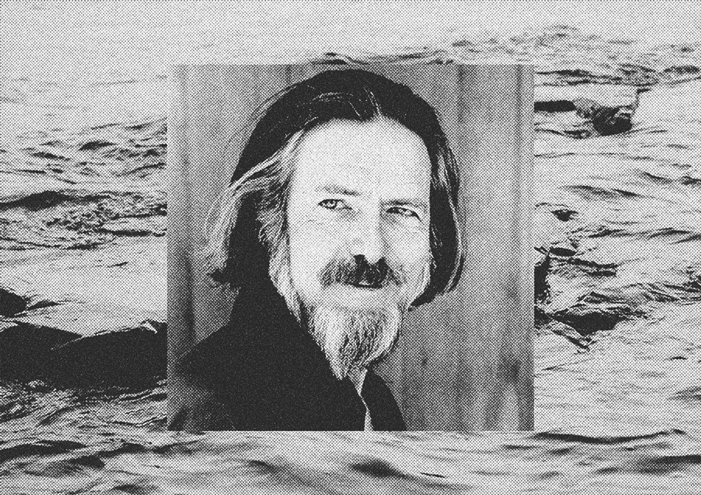 To have faith is to trust yourself to the water. When you swim you don't grab hold of the water, because if you do you will sink and drown. Instead you relax, and float. - Alan Watts (1915-1973), British philosopher and fount of aphorisms.