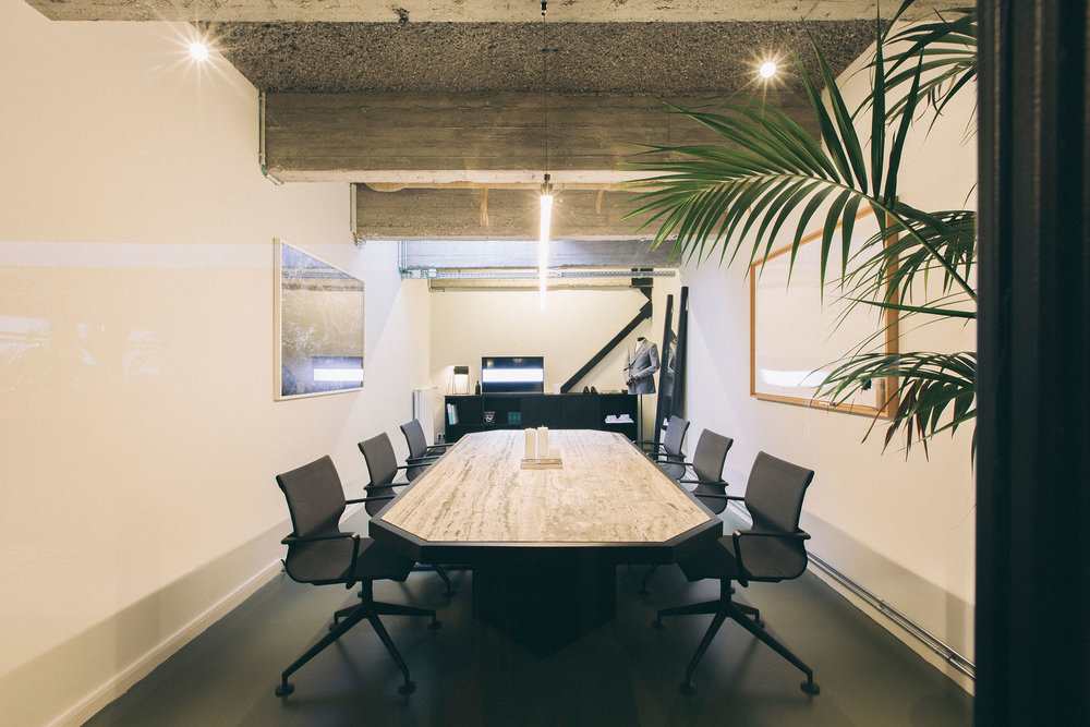 Fosbury & Sons - Event Space & Meeting Room - Tailor Room