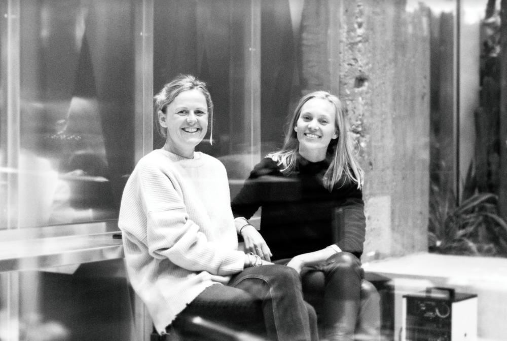 Virginie Verellen & Elisabeth Somers. Photography by Jeroen Leurs