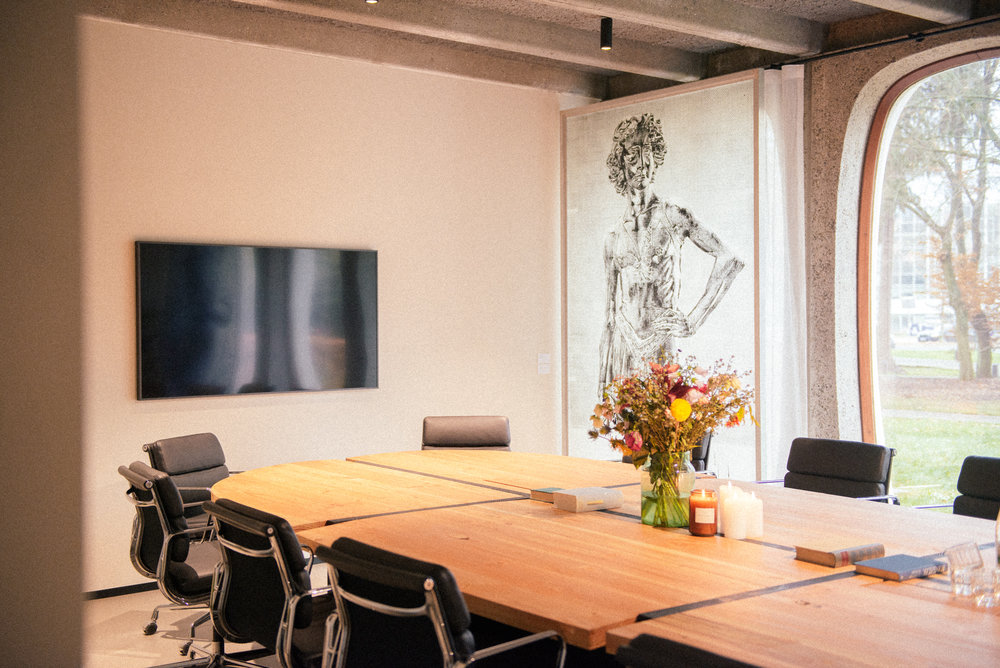 An extraordinary workspace - We've created meeting rooms & event venues not just for you to work in, but to play in, learn in, and collaborate within. We invite you to host your events, meetings, and seminars with us—an offsite location to make all the difference.