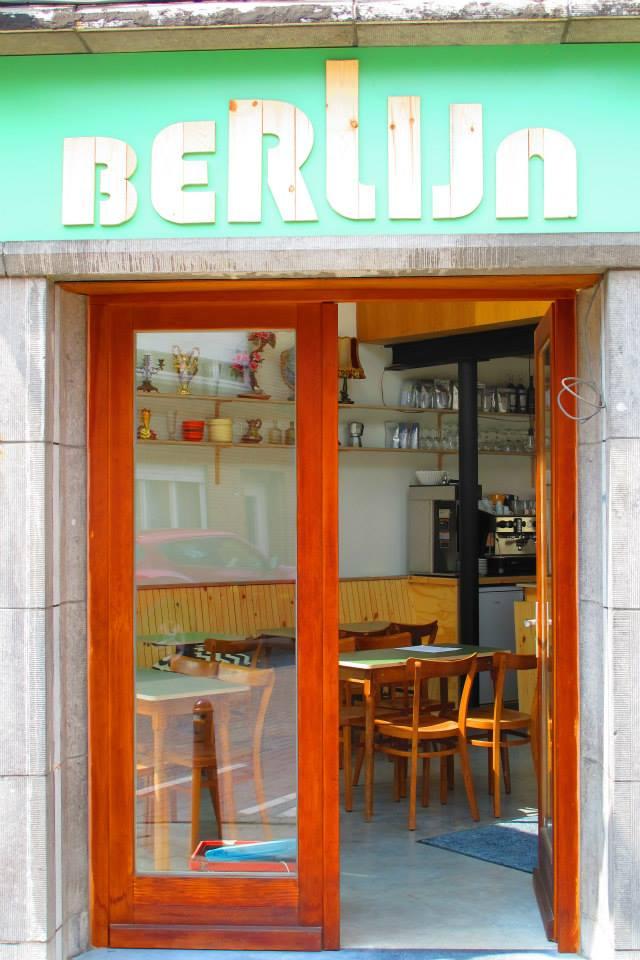 Bar Berlijn ingang