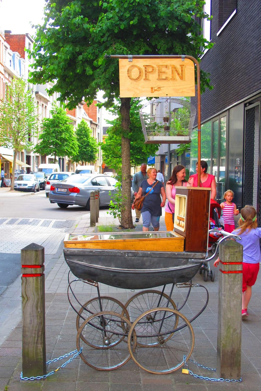 Winkel Kroonstraat open