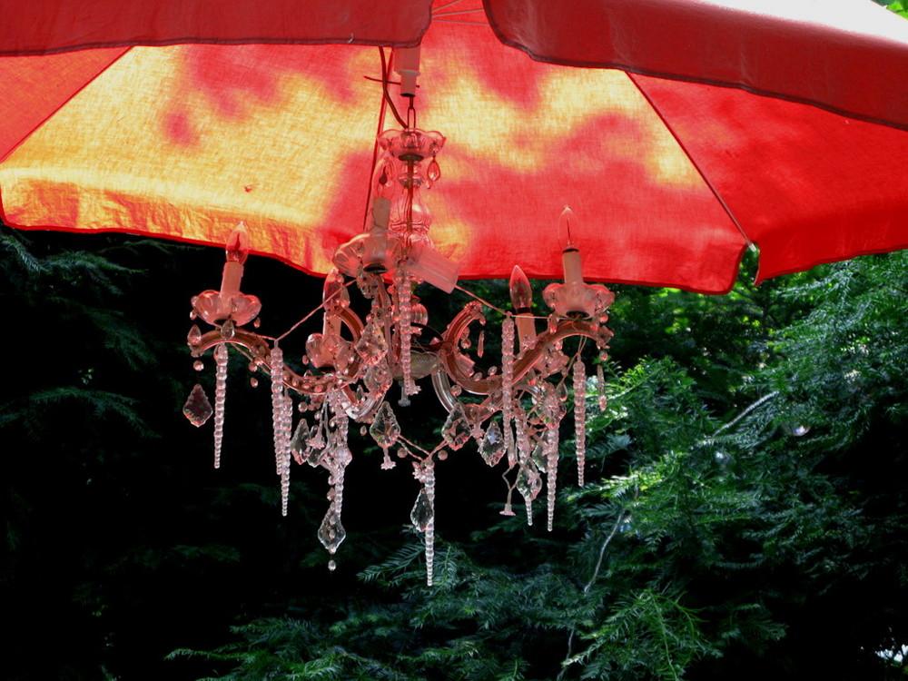 Parasol luster