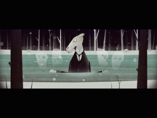 北歐傳說中的水馬,似乎要玩家幫牠尋找什麼?