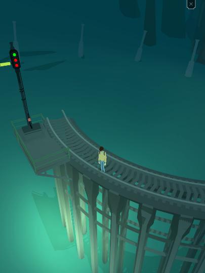 驟然中斷的高架軌道,抵達不了的終點站