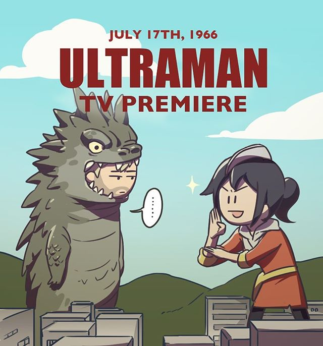52 years ago, Ultraman aired on TV for the first time 📺. Did you know? Ultraman was originally a tokusatsu show with costumed actors on set. That's right, in order to film a good tokusatsu, you first need excellent actors! ...So John, hurry up and put that mask on already! . 52年前的今天,鹹蛋超人 (ウルトラマン) 第一次在電視播映。 🎬 你知道嗎,鹹蛋超人一開始是特攝片:早期電腦特效不發達,因此由真人穿戴道具上陣,在逼真的人造景觀中演戲,並運用特殊攝影手法,形成一股特殊製片風潮。  要拍攝特攝片,首先,你必須要有配合度高的優秀演員。