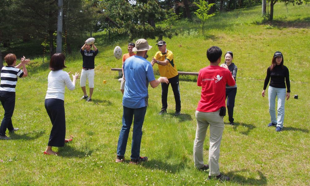 Team Building - Volunteer Activity