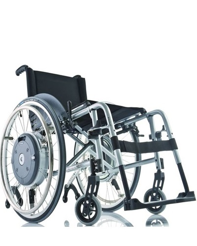 Power assist wheels