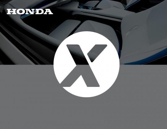 Honda Xcelerator Logo