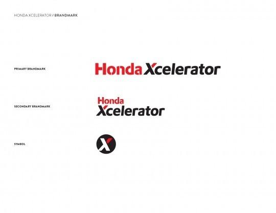 Honda Xcelerator Brandmark