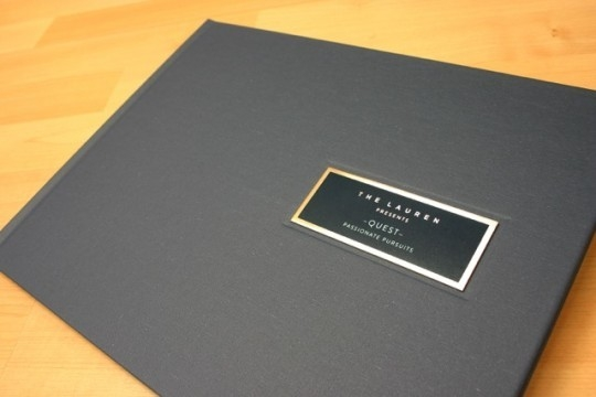 Gold Addy Awards – The Lauren Residences Sales Presentation – Sales Promotion – Sales Kit or Production Information Sheets