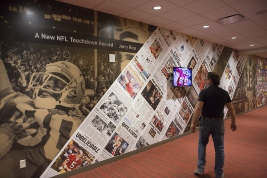 49ers Stadium Graphics