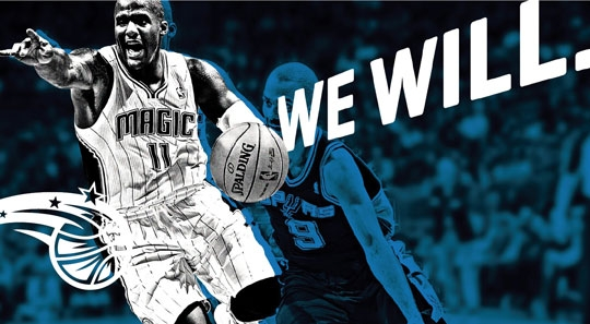 "Orlando Magic 2012 ""We Will"" Campaign Ad"