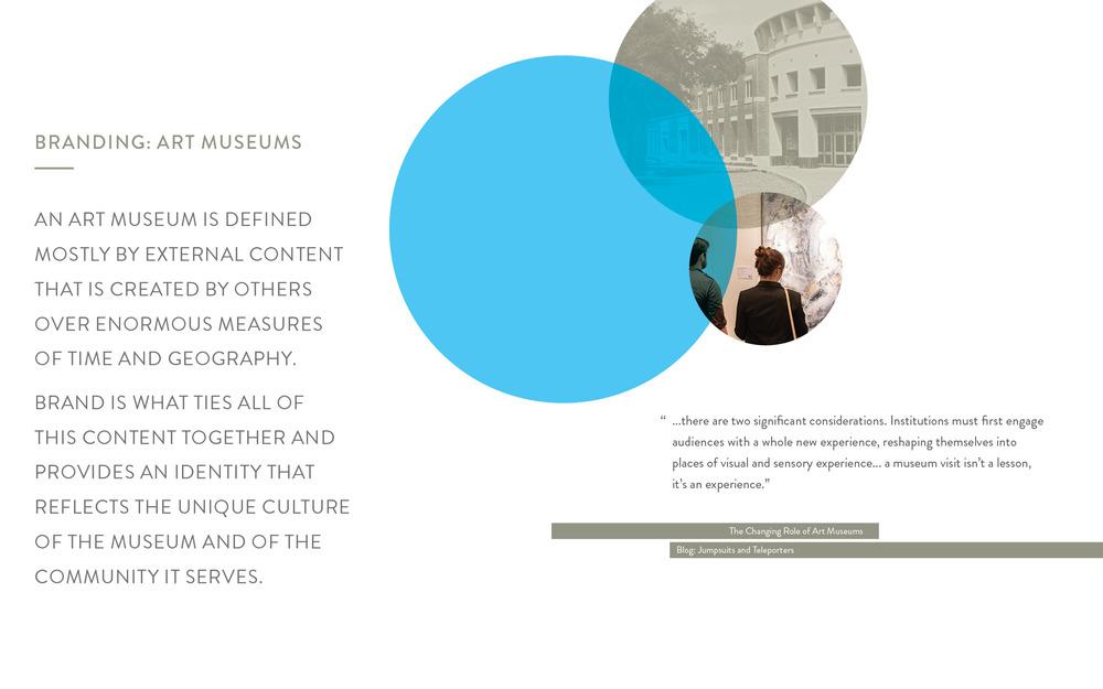 Orlando Museum of Art Branding Philosophy