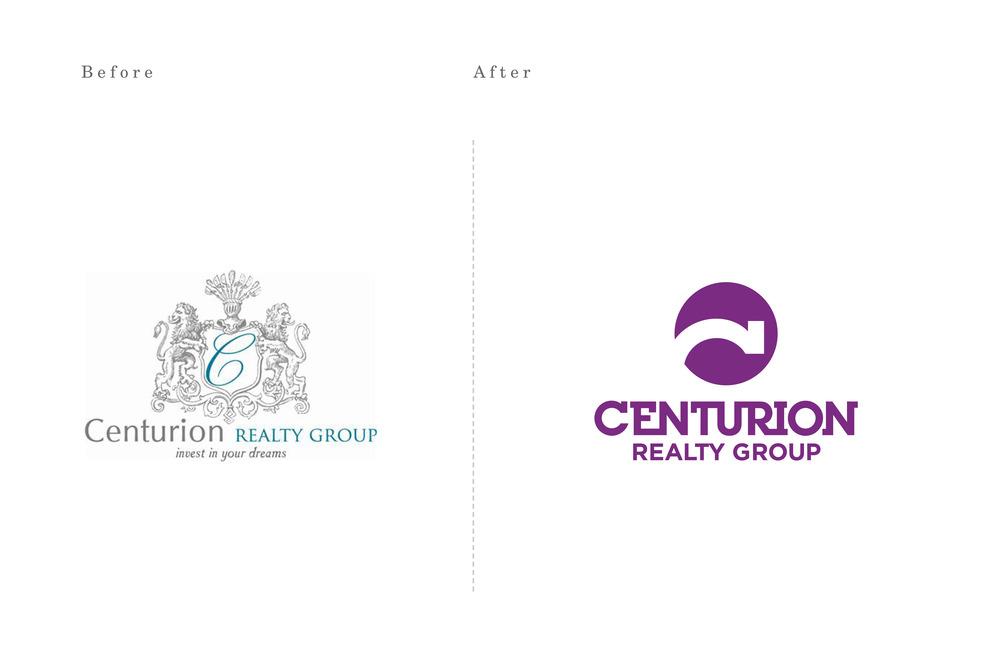 Centurion Reality Rebrand