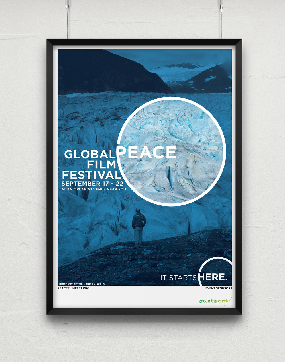 Global Peace Film Festival Poster