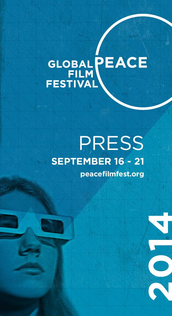 Global Peace Film Festival Press Pass