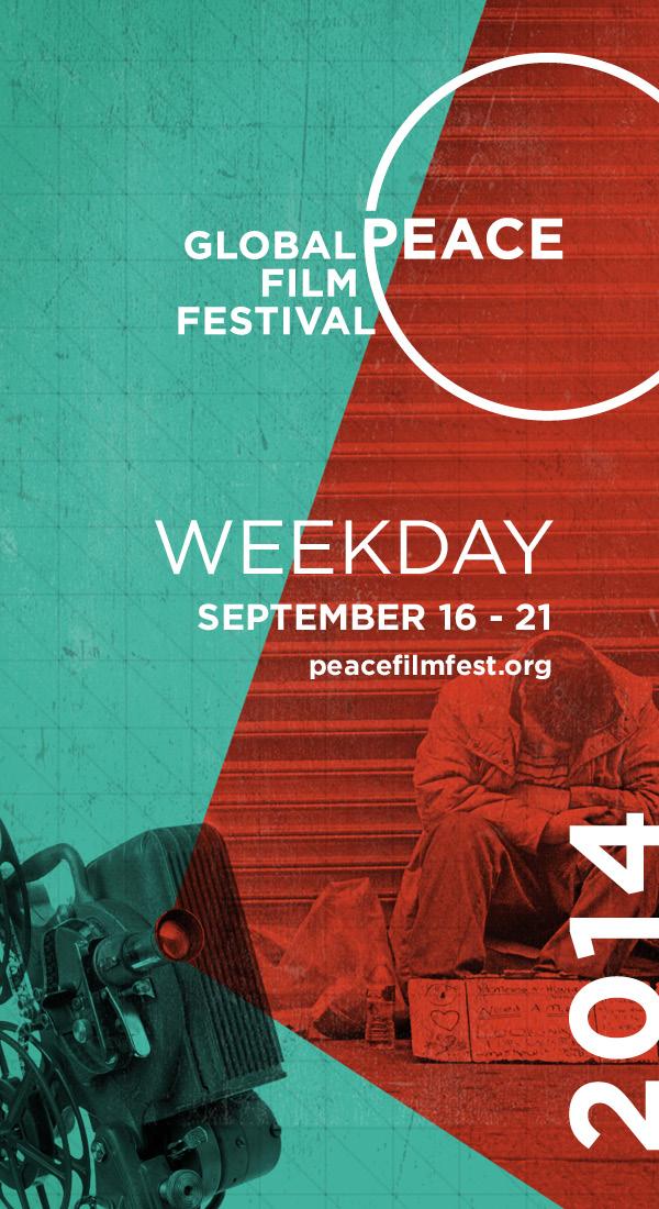 Global Peace Film Festival Weekend Pass