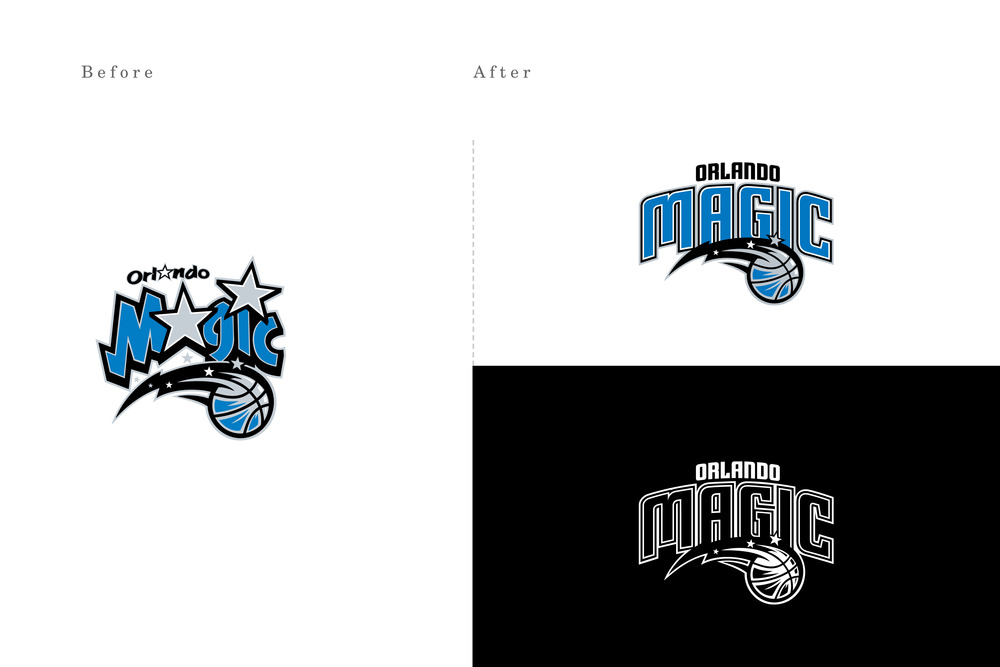 Orlando Magic Rebrand
