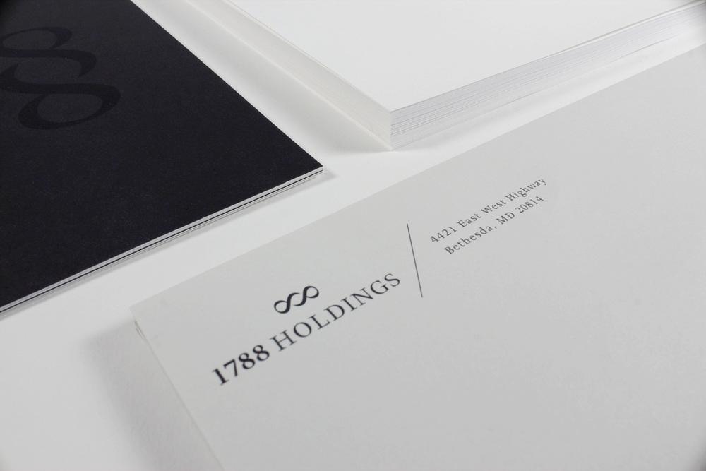 1788 Holdings Envelope