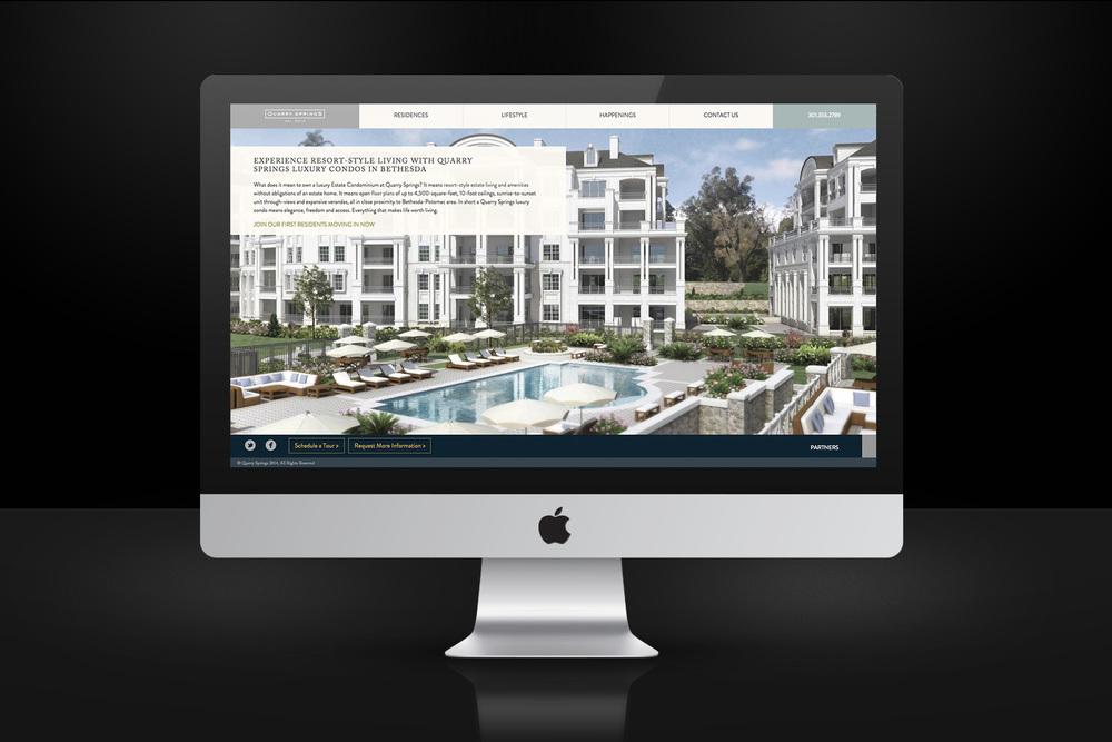 Quarry Springs Website