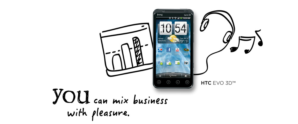 HTC Pro Ad Panel Two